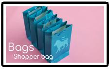 Bags, bags, shopper bag